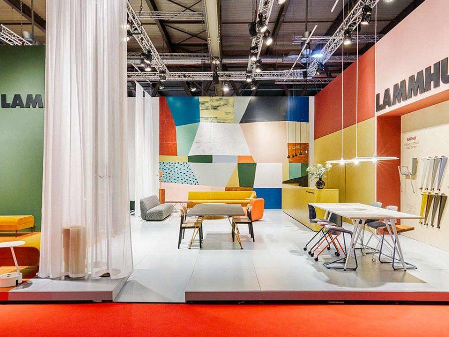 Salone del Mobile Milano 2019 lammhults