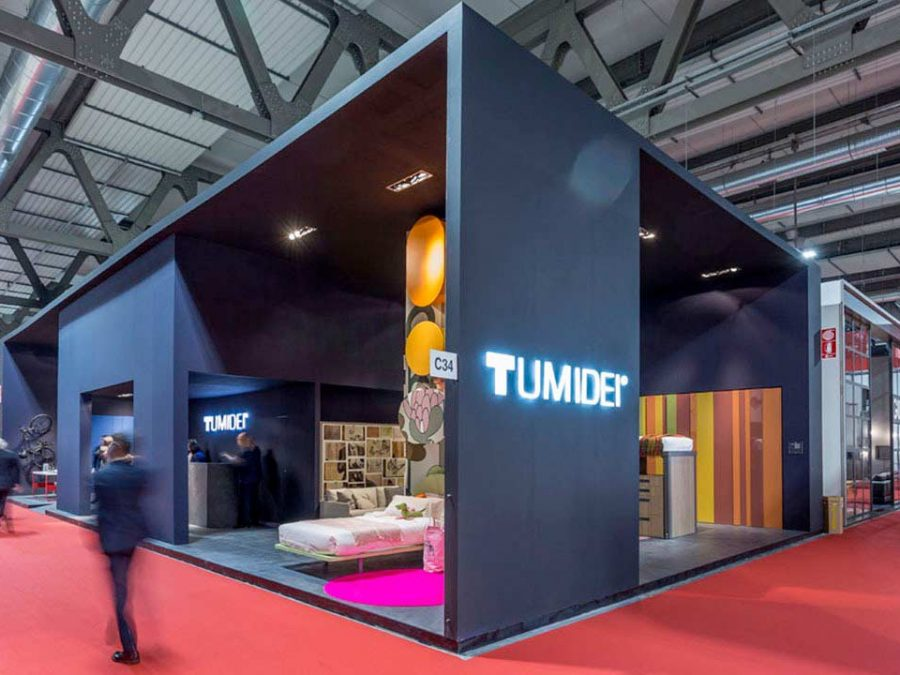 Salone del Mobile Milano 2019 tumidei