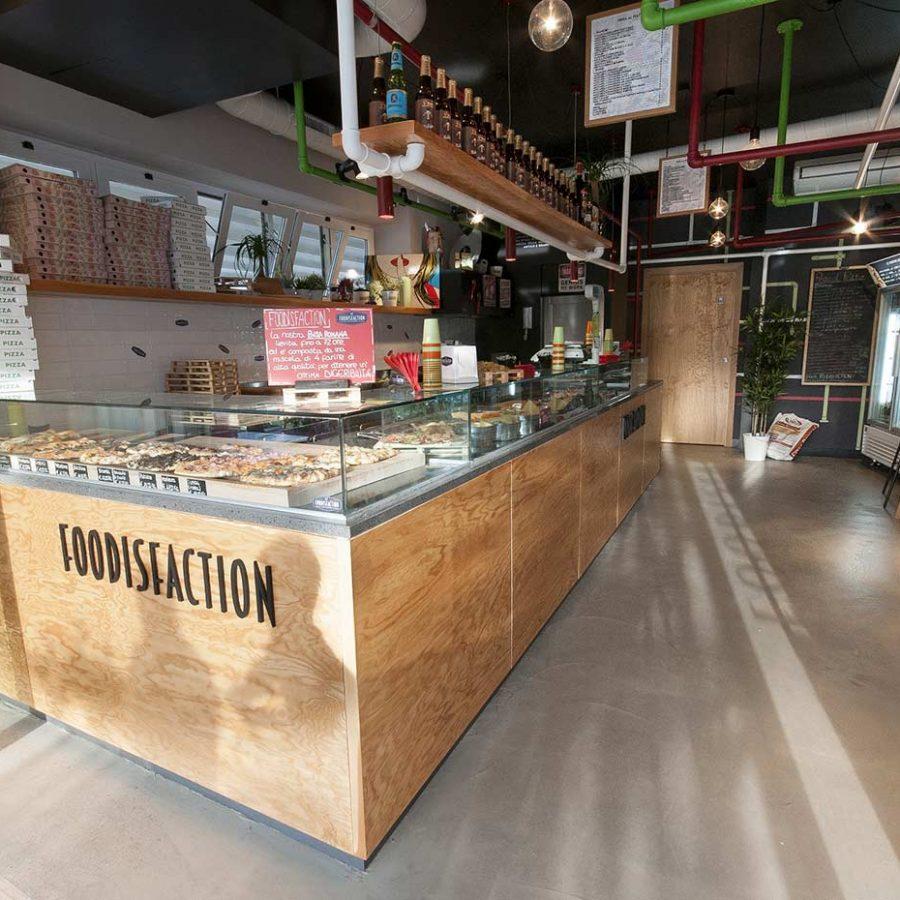 Foodisfaction Pizza Sala