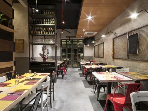 Trattoria Da Paolo Pizzeria Interni