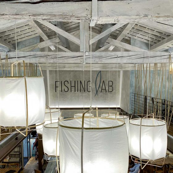 Fishing Lab Pietrasanta